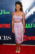 SHANOLA HAMPTON at CBS 2014 TCA Summer Tour