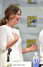 SHELLEY HENNING at Teen Wolf Panel at Comic-con 2014 in San Diego