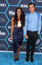 SIERRA DEATON at Young Hollywood Awards 2014 in Los Angeles