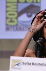 SOFIA BOUTELLA at 20th Century Fox Panel at Comic-con in San Diego