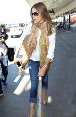 SOFIA VERGARA Arrives at LAX Airport