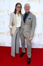 STANA KATIC at Emmy Awards Costume Design and Supervision Nominee Reception