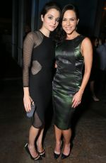 STEPHANIE LEONIDAS at Entertainment Weekly