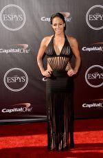 SYDNEY LEROUX at 2014 ESPYS Awards in Los Angeles