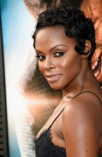 TIKA SUMPTER at Get on Up Premiere in New York