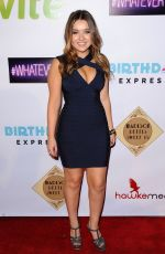 TORRI WEBSTER at Madison Pettis Sweet 16 Birthday Party in Hollywood