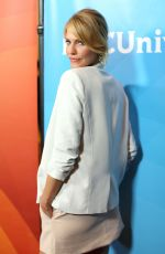 TRICIA HELFER at NBCuniversal 2014 TCA Summer Tour