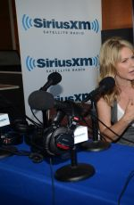 TRICIA HELFER at SiriusXM Broadcasts from Comic-con
