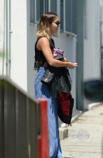 VANESSA HUDGENS Out and About in Los Angeles 1107