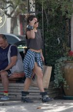 VANESSA HUDGENS Out Buys Some Food in Los Angeles