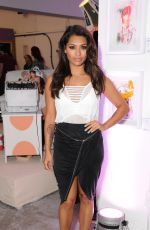 VANESSA WHITE at Nokia Lumia 630 #100aires Pop-up Store in London