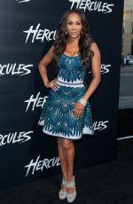 VIVICA FOX at Hercules Premiere in Los Angeles