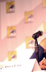 VIVICA FOX at Sharkando: the Second One Presentation at Comic-con 2014 in San Diego