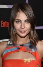 WILLA HOLLAND at Entertainment Weekly's Comic-con Celebration