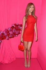 ZAHIA DEHAR at Schiaparelli Fashion Show in Paris