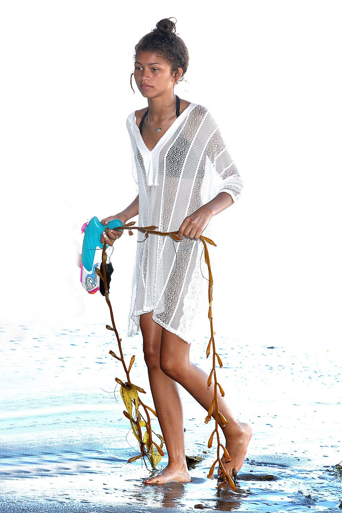 Zendaya bikini