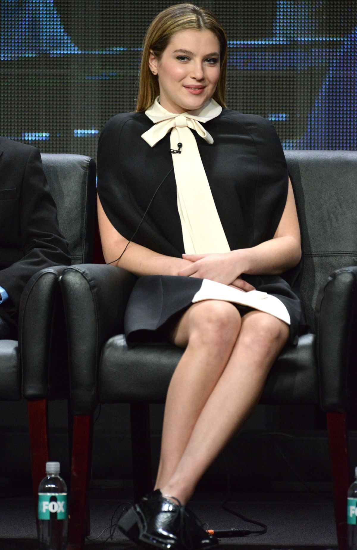 ZOE LEVIN at FOX 2014 TCA Summer Tour