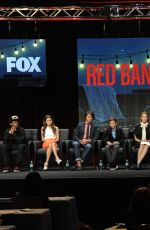 ZOE LEVIN at FOX 2014 TCA Summer Tour