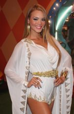 ZULEYKA RIVERA at Premios Juventud 2014 in Coral Gables