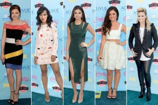 Teen Choice Awards 2013 - Best Off