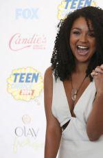 AISHA DEE at Teen Choice Awards 2014 in Los Angeles