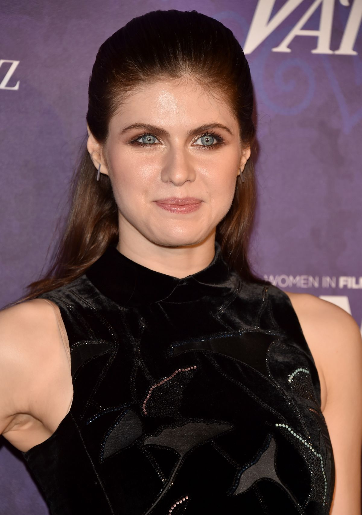 ALEXANDRA DADDARIO at Variety and Women in Film Emmy Nominee Celebration