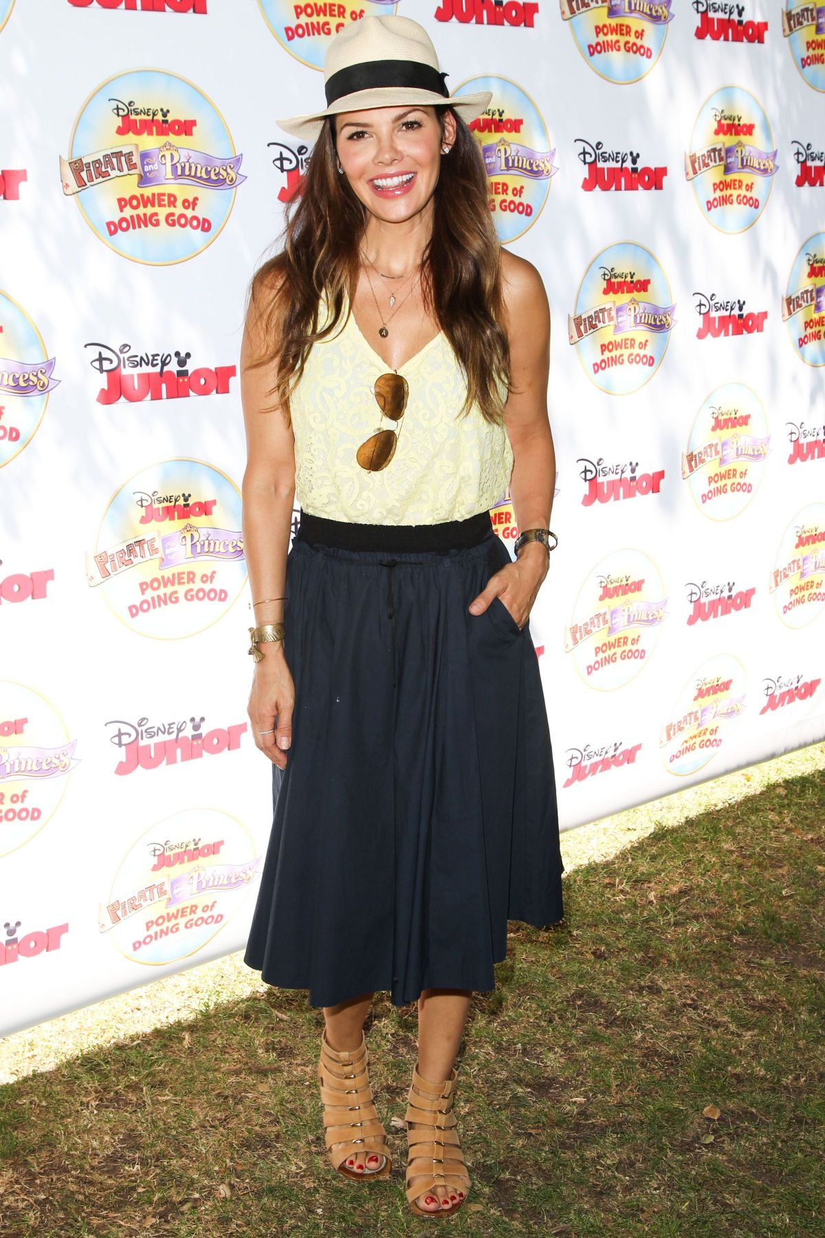 ALI LANDRY at Pirate and Princess: Power of Doing Good Tour in Pasadena 1608