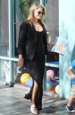 ALI LARTER Out and About in Beverly Hills 2908