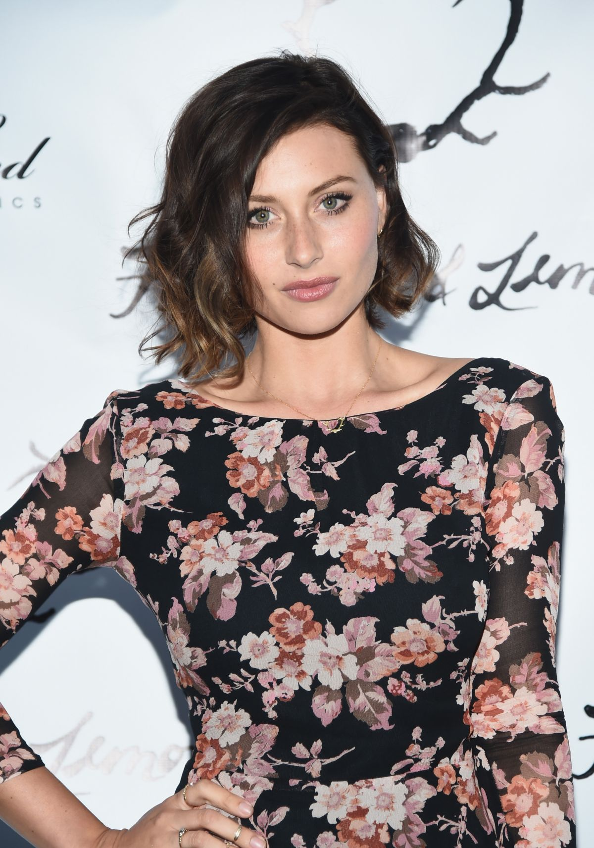 ALY MICHALKA at For Love and Lemons Skivvies Party in Los Angeles