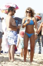 AMY WILLERTON in Bikini at a Beach in Saint-tropez