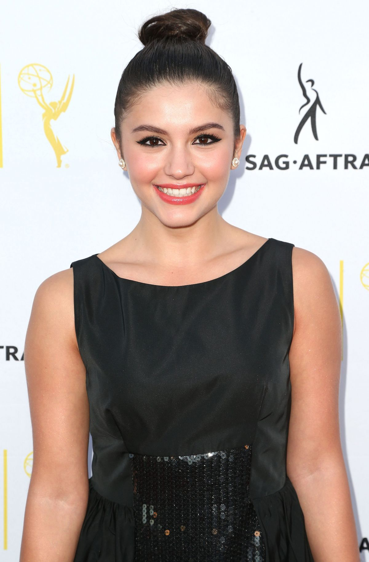 ANA GOLJA at Emmy Awards Dynamic and Diverse Nominee Reception