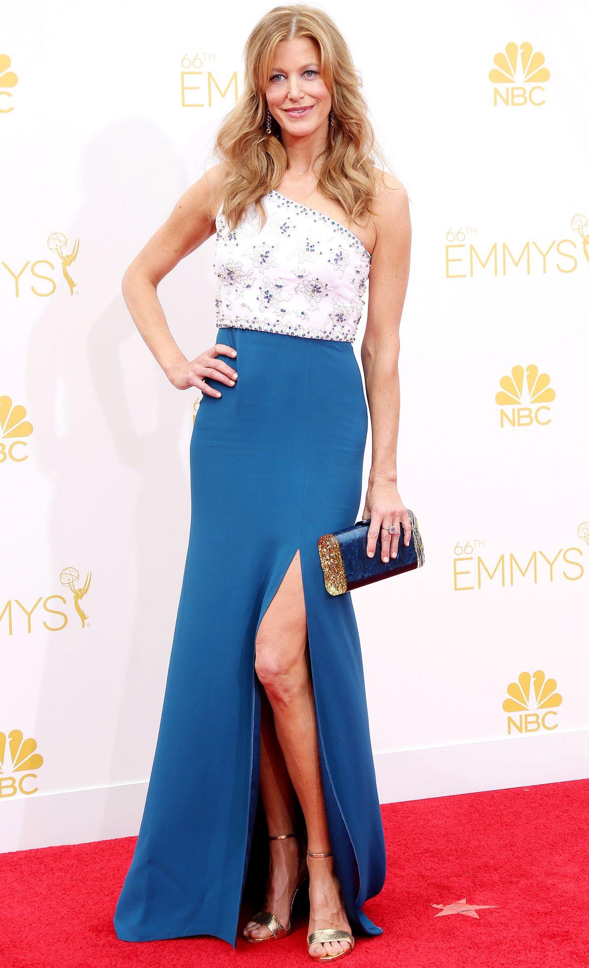 ANNA GUNN at 2014 Emmy Awards