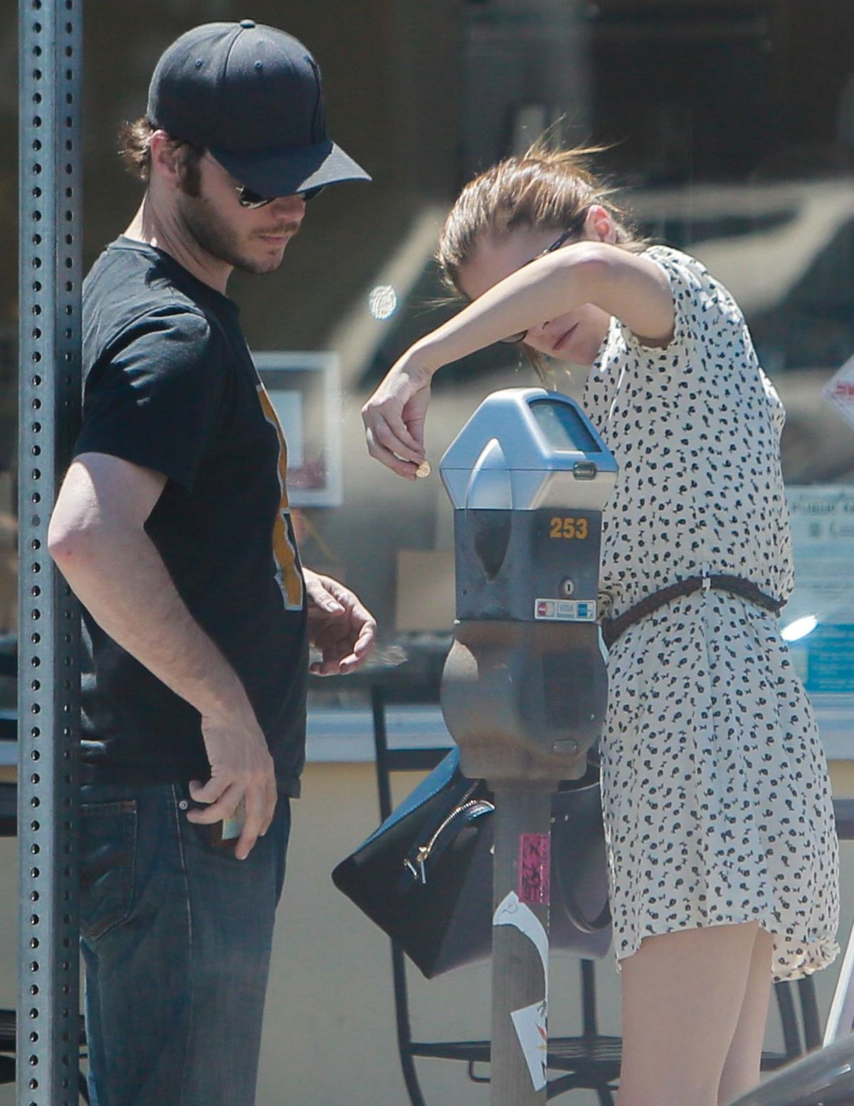 ANNA KENDRICK Out and About in Hollywood 1708