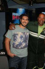 ARIANA GRANDE at SiriusXM Hits 1