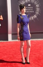 ASHLEY RICKARDS at 2014 MTV Video Music Awards