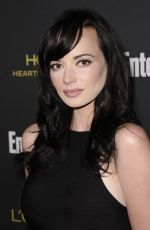 ASHLEY RICKARDS at Entertainment Weekly's Pre-emmy Party