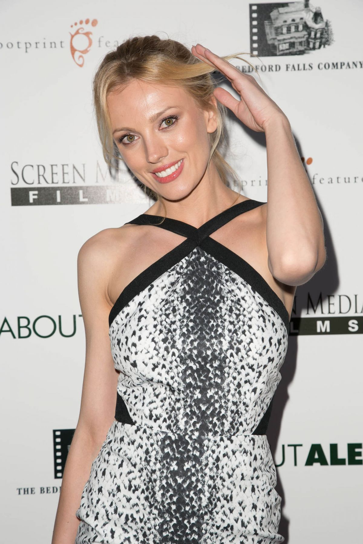 BAR PALY at About Alex Premiere in Hollywood