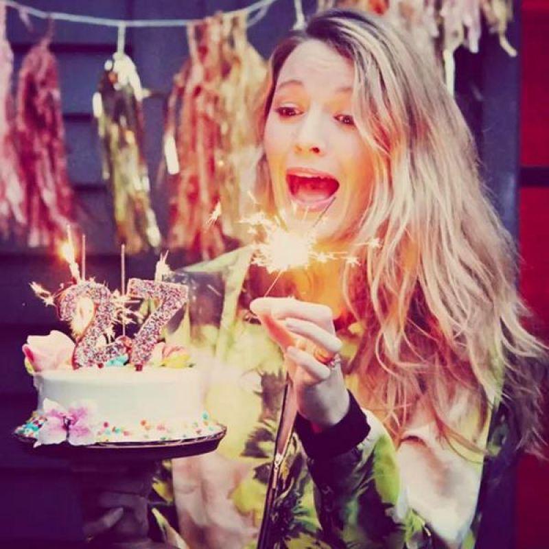 BLAKE LIVELY Celebrates Her 27th Birthday