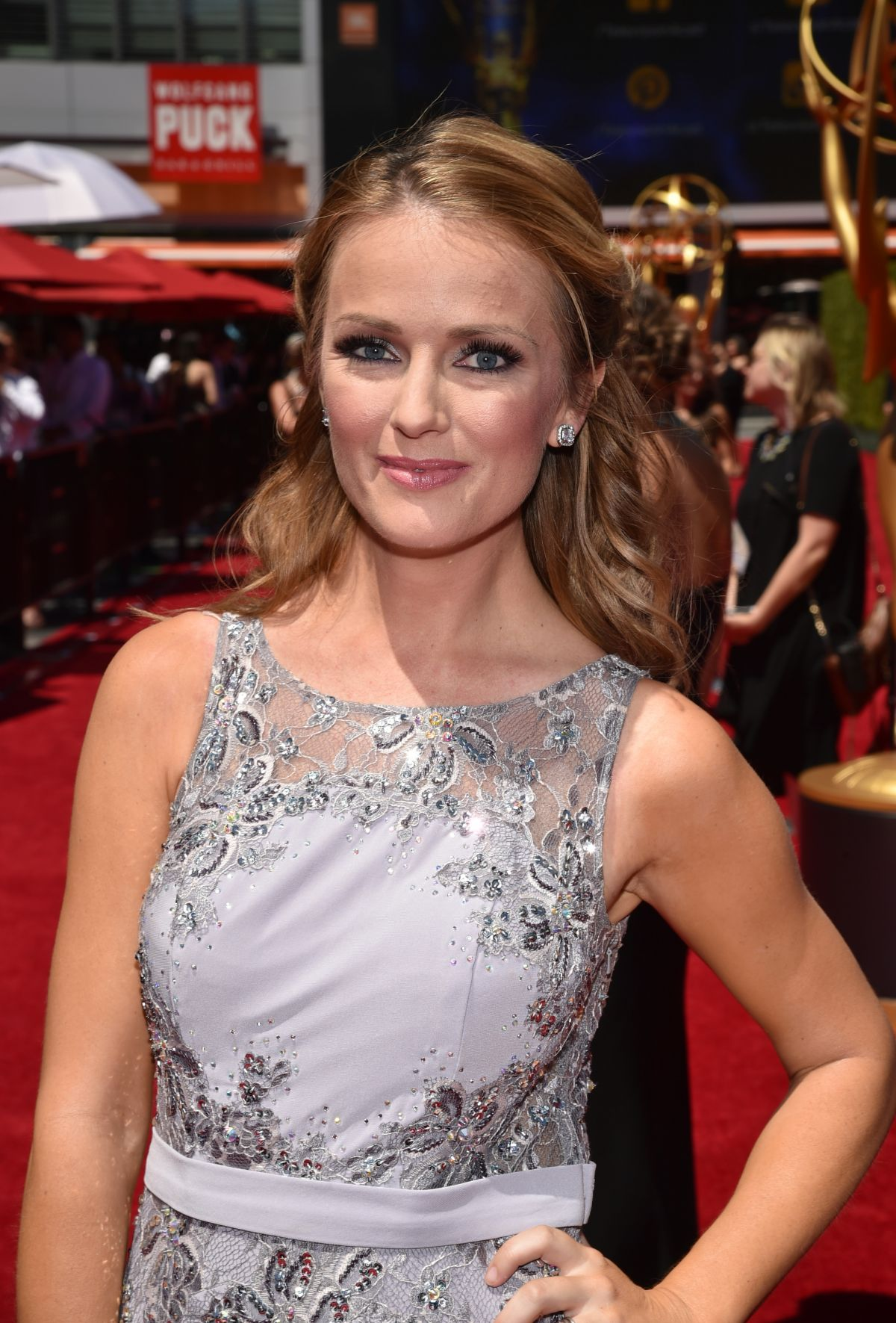 BROOKE ANDERSON at 2014 Creative Arts Emmy Awards in Los Angeles