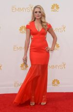 BROOKE NEWTON at 2014 Emmy Awards