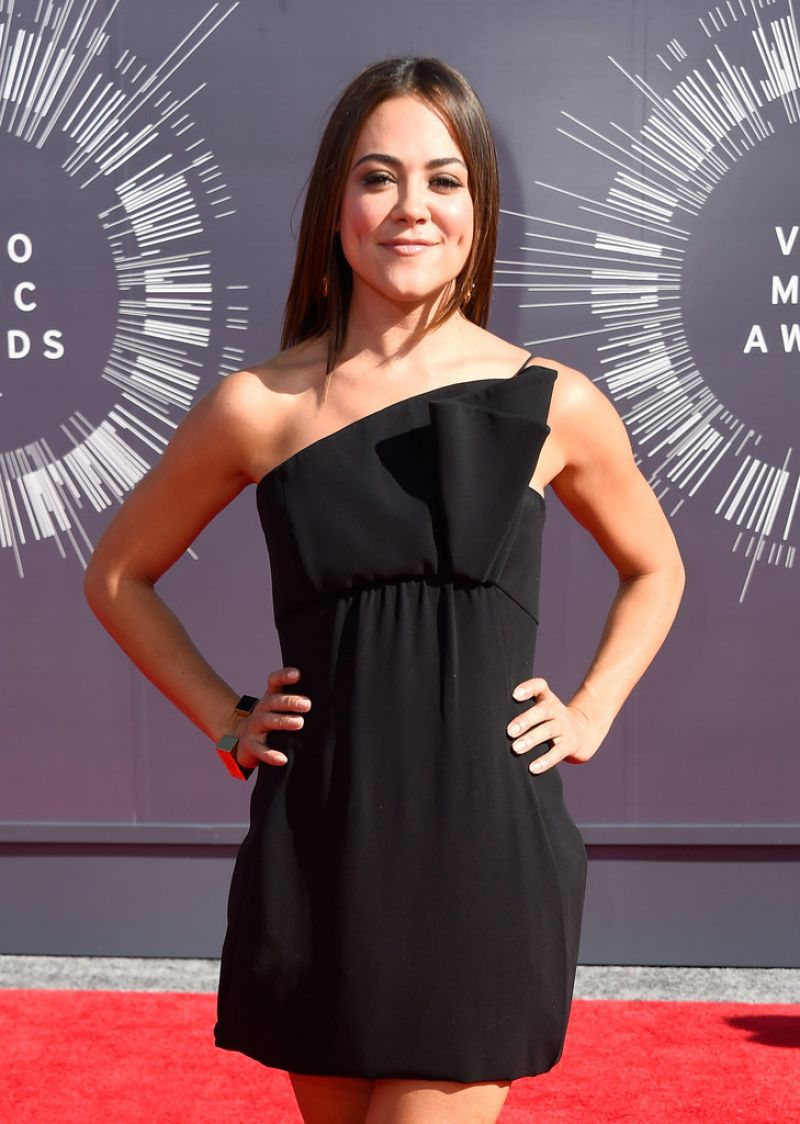 CAMILLE GUATY at 2014 MTV Video Music Awards