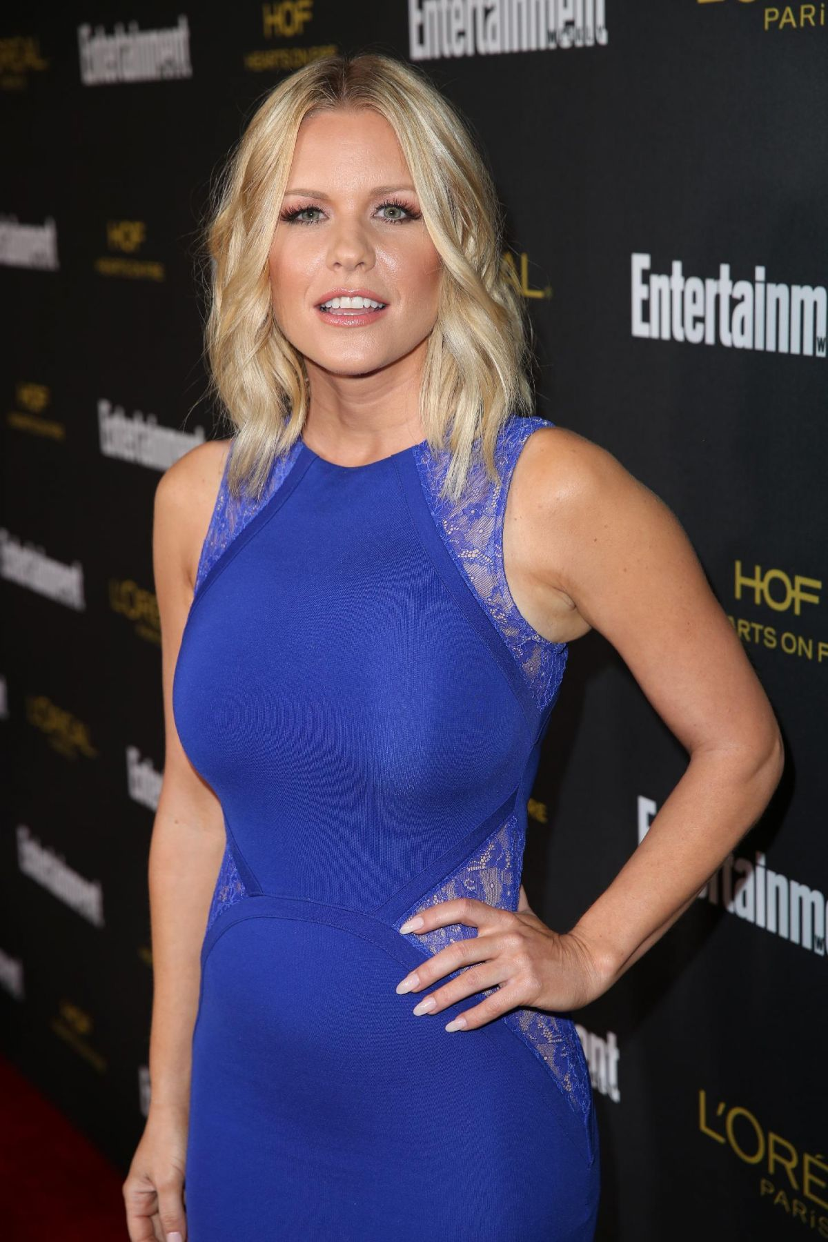 CARRIE KEAGAN at Entertainment Weekly's Pre-emmy Party