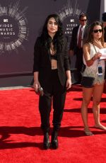 CASSIE STEELE at 2014 MTV Video Music Awards