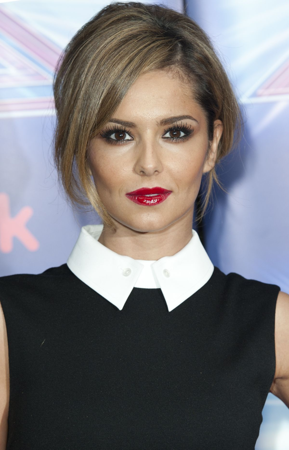 CHERYL COLE at X Factor Press Launch in London - HawtCelebs Cheryl Cole
