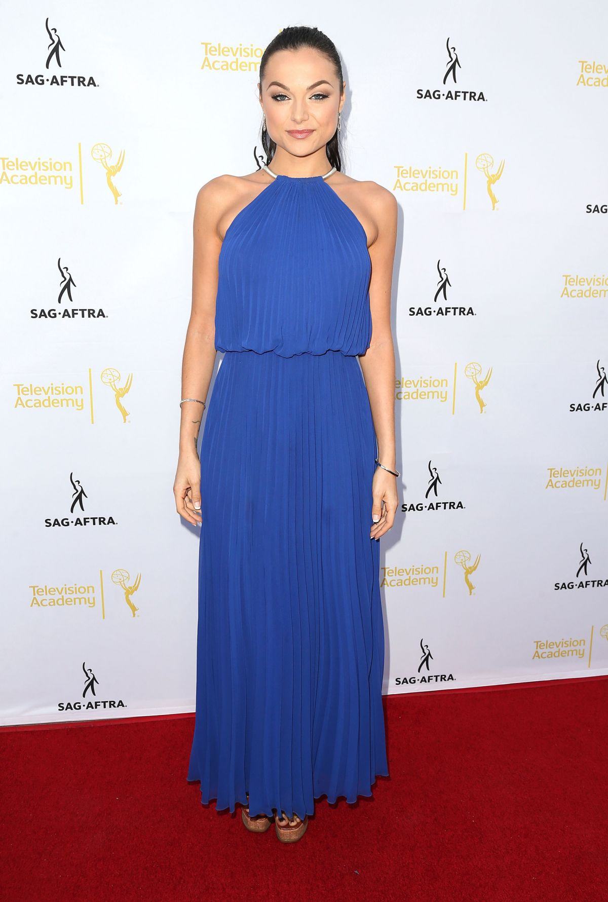 CHRISTINA OCHOA at Emmy Awards Dynamic and Diverse Nominee Reception