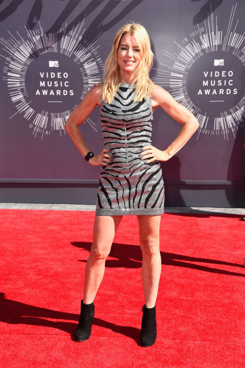 CYNTHIA WATROS at 2014 MTV Video Music Awards