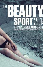 DARA HOWELL in Sportsnet Magazine, August 2014 Issue