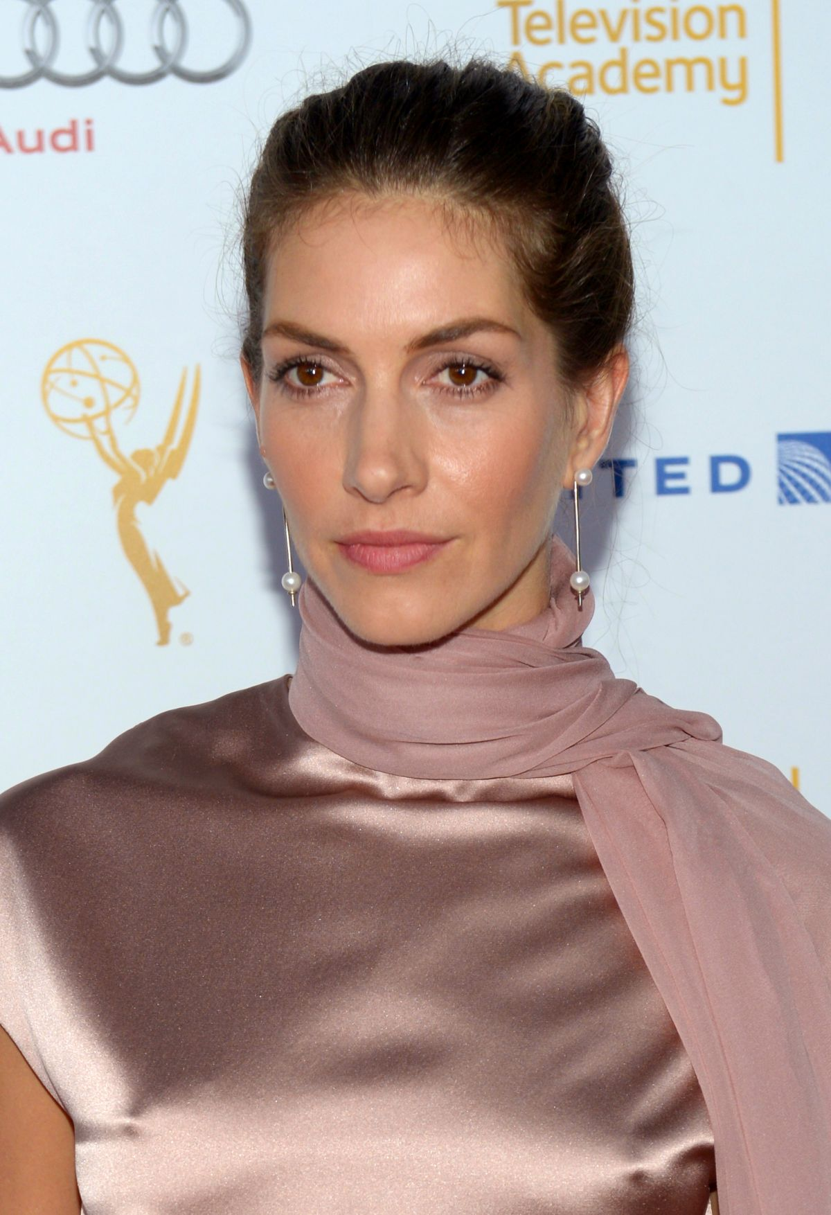 DAWN OLIVIERI at Emmy Awards Performers nNominee Reception