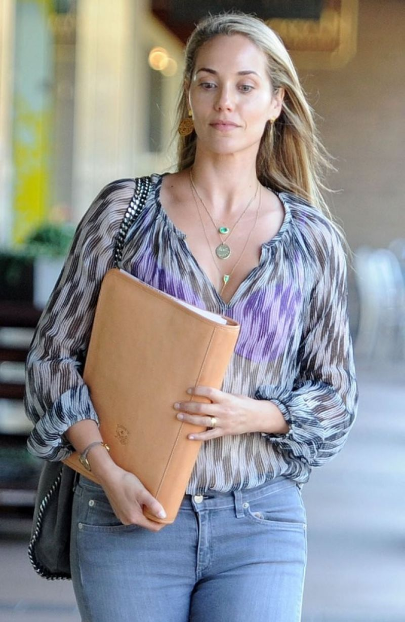 Elizabeth berkley out and about in brentwood hawtcelebs elizabeth berkley out and about in brentwood voltagebd Image collections