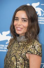 ELOIDE BOUCHEZ at Reality Photocall at Venice Film Festival
